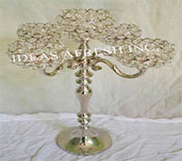 Brass Candle Stand-AQ 228